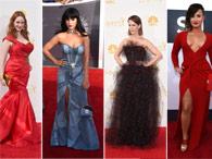Duelo de pior look Emmy x VMA