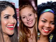 Vote no sorriso mais espontâneo desta 38ªedição do SPFW