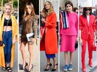 Você suaria? Looks do público na semana de moda de Paris